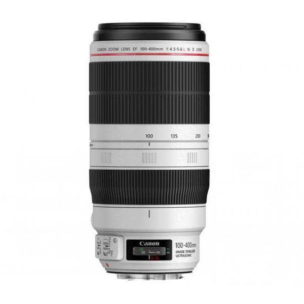 Canon Objetivo EF Zoom 100-400mm f4.5-5.6L IS II USM