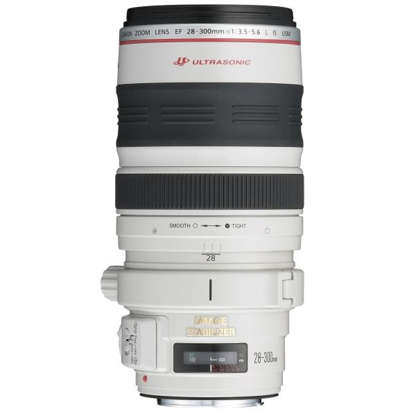 Canon Objetivo EF Zoom  28-300mm f3.5-5.6 L IS U