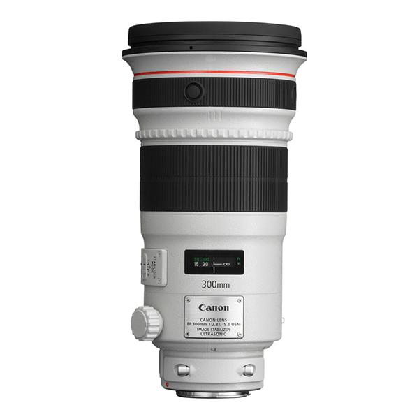 Canon Objetivo EF 300mm f2.8 L IS II USM