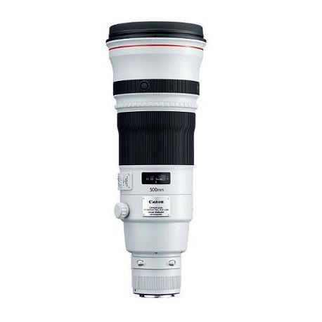 Canon Objetivo EF 500mm f4 L IS II USM