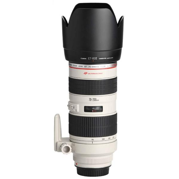 Canon Objetivo EF Zoom  70-200mm f2.8 L USM