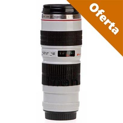 Canon Objetivo EF Zoom  70-200mm f4 L USM -