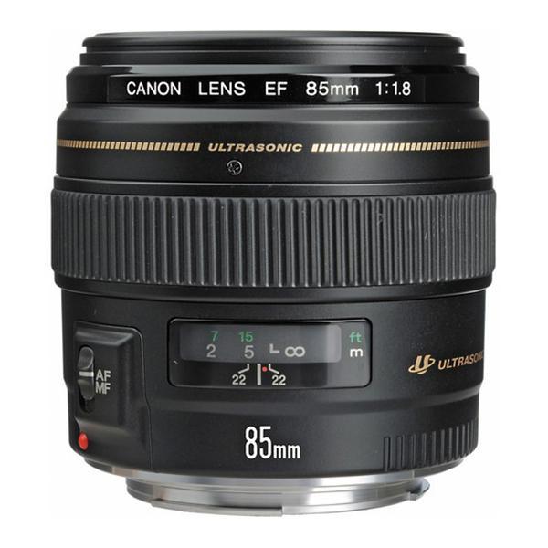 Canon Objetivo EF  85mm f1.8 USM