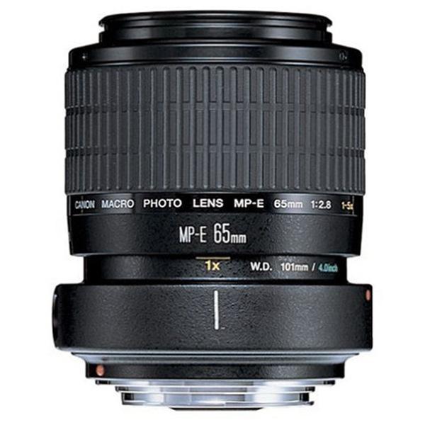 Canon Objetivo MP-E  65mm f2.8 Macro