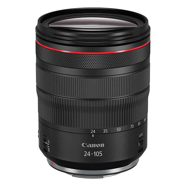 Canon Objetivo RF 24-105mm f4 L Is USM -