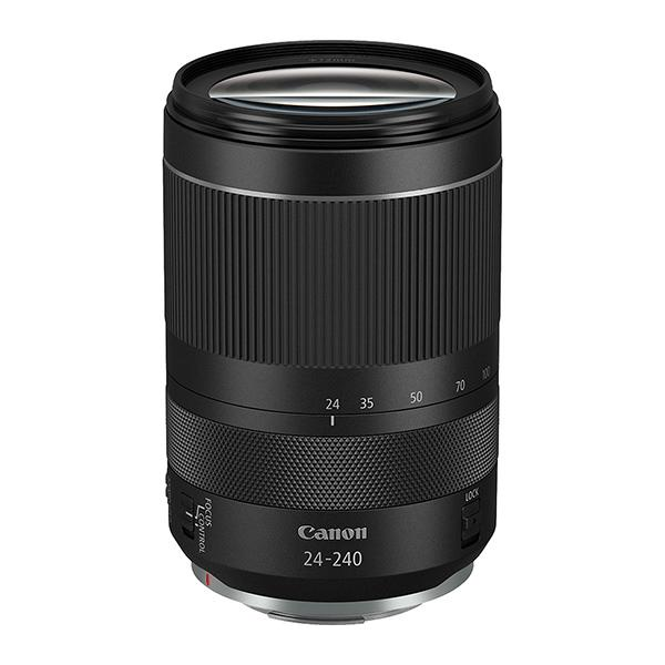 Canon Objetivo RF 24-240mm f4-6.3 IS Nano USM -