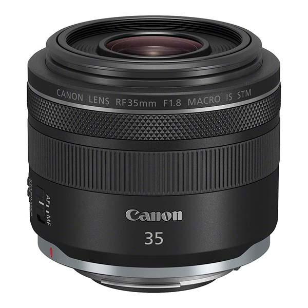 Canon Objetivo RF 35mm f1.8 Macro IS STM -