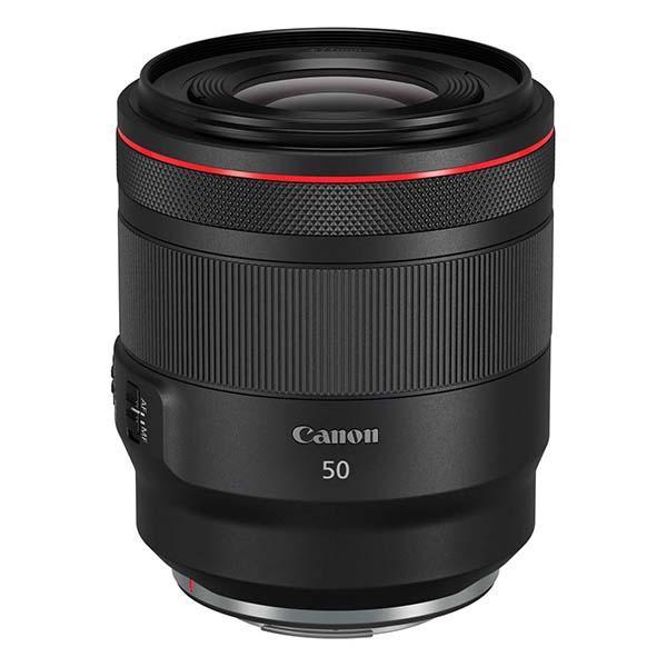 Canon Objetivo RF 50mm f1.2 L USM -
