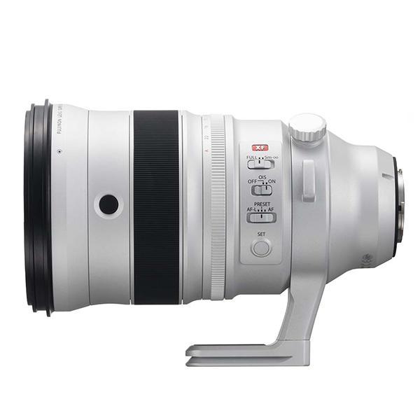 Fuji Objetivo XF 200mm F2 R  LM OIS WR 1.4XTC -