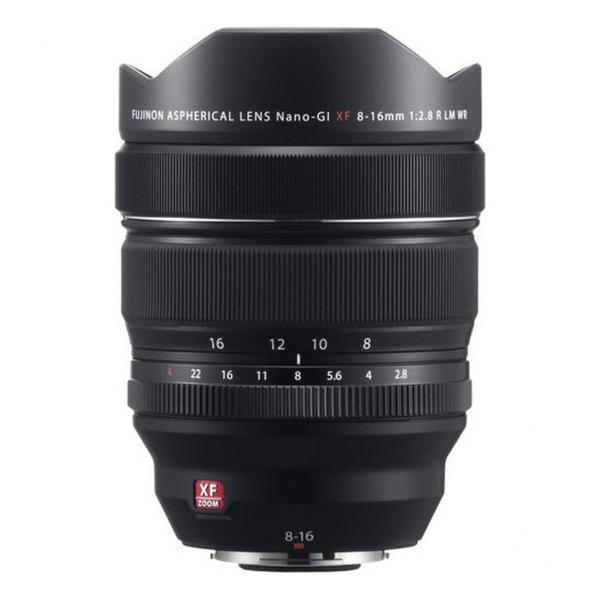 Fuji Objetivo XF  8-16mmF2.8 R LM WR - Oferta desde el 15/05/19 hasta el 15/07/19