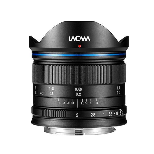 Laowa 7,5mm f2 MFT Negro Standard