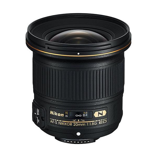 Nikon Objetivo AF-S  20mm f1.8 G ED N