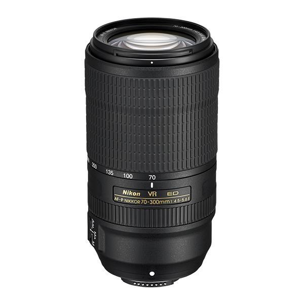 Nikon Objetivo AF-P 70-300mm f4.5-5.6 ED VR