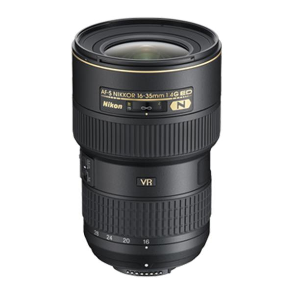 Nikon Objetivo AF-S Zoom  16-35mm f4.0 G ED VR