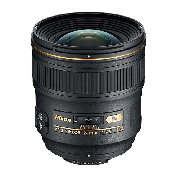 Nikon Objetivo AF-S  24mm G f1.4 ED
