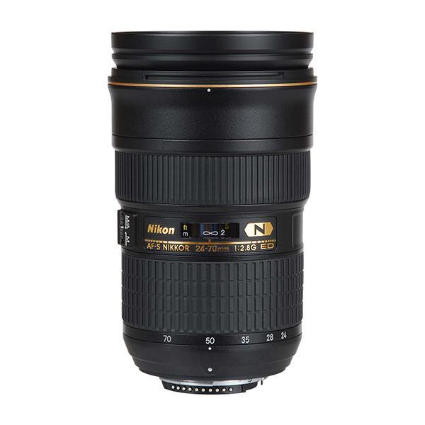 Nikon Objetivo AF-S Zoom  24-70mm G f2.8 ED