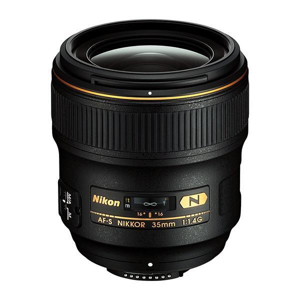 Nikon Objetivo AF-S  35mm G f1.4