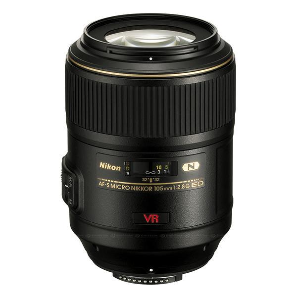 Nikon Objetivo AF-S 105mm f2.8 VR Micro -