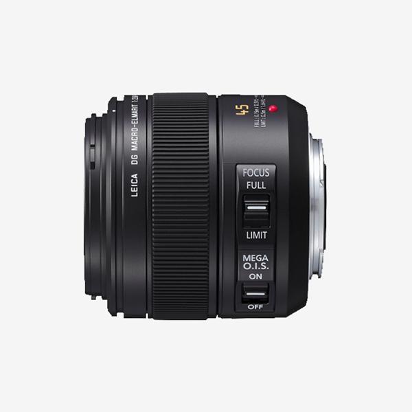 Panasonic Objetivo H-ES045 - 45mm f2.8  Macro OIS -