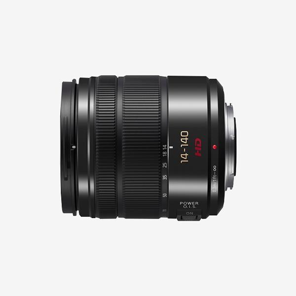 Panasonic Objetivo H-FS14140 - 14-140mm f3.5/5.6 ASPH OIS MFT -