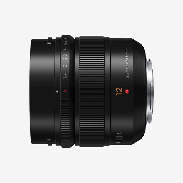 Panasonic Objetivo H-X012 12mm f1.4 Leica Summilux -