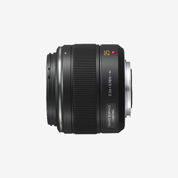 Panasonic Objetivo H-X025E 25mm f1.4 Summilux  MFT -