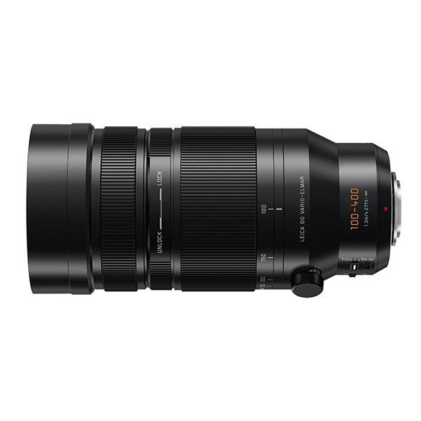 Panasonic Objetivo H-RS100400 - 100-400mm f4/6.3 OIS - ¡Ahora 100€ de Reembolso hasta el 15 de enero de 2018!      Longitud focal: 100-400 mm/200-800 mm (equiv. a cámaras de 35 mm)     Rango de apertura: f4.0 (angular) - f6.3 (teleobjetivo)     Tamaño del filtro: φ72 mm / 2,8