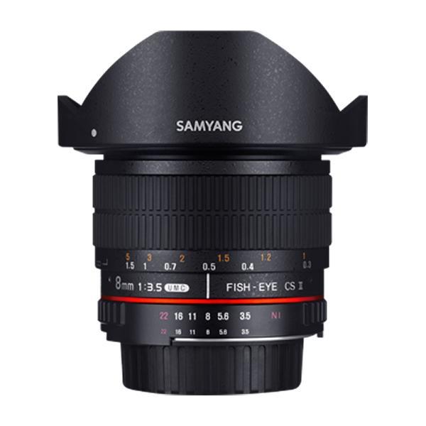 Samyang Sony E   8mm f3.5 II UMC Fisheye CS