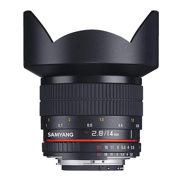 Samyang Sony E  14mm F2.8 ED AS IF UMC