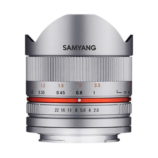 Samyang Sony E   8mm f2.8 II UMC Fisheye (CSC)