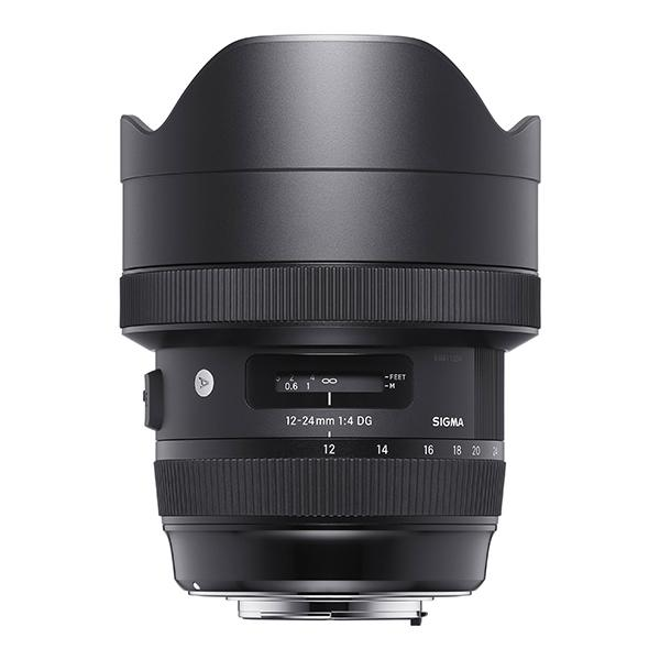 Sigma DG  12-24mm f4 Art Canon -