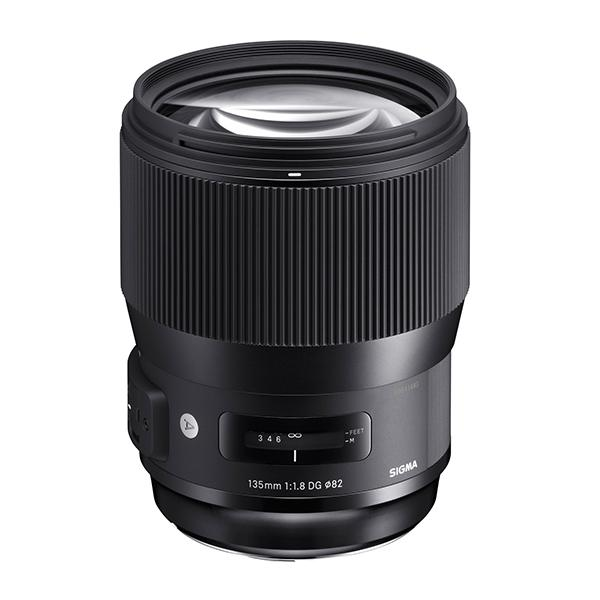 Sigma DG  135mm f1.8 Art HSM Sony E -