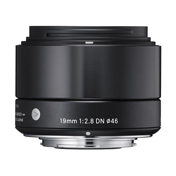 Sigma DN 19mm f2.8 Art Negro MFT -