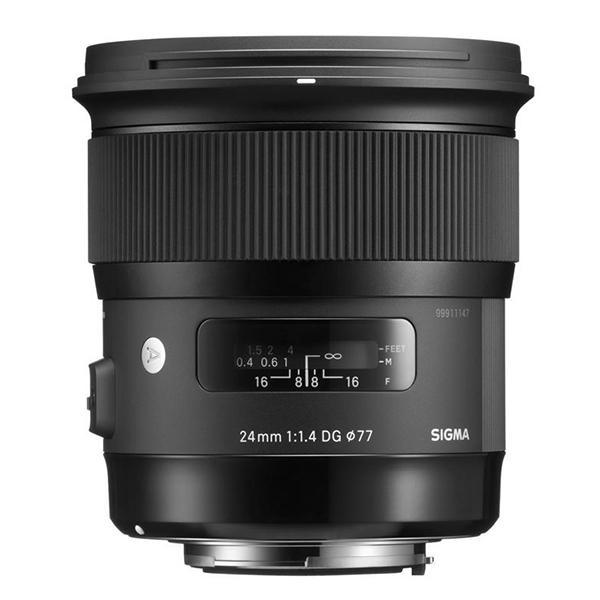 Sigma DG  24mm f1.4 Art HSM Sony E FullFrame