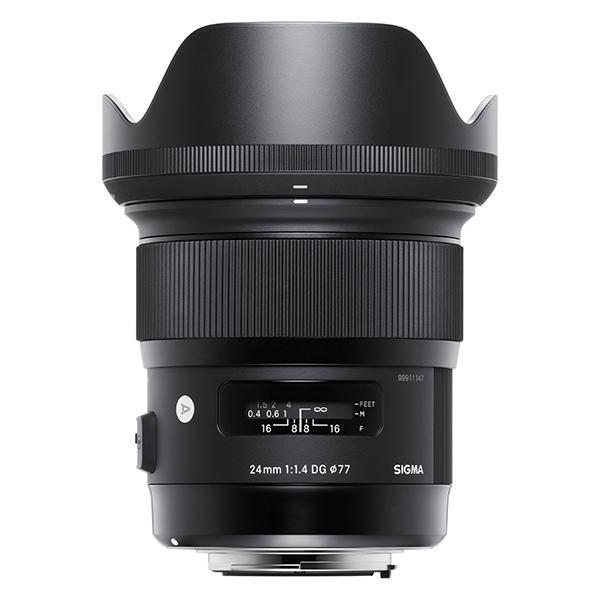 Objetivo Sigma DG  24mm f1.4 Art HSM Nikon -