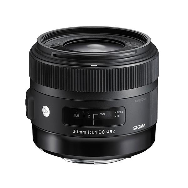 Sigma Objetivo DC  30mm f1.4 Art HSM Nikon