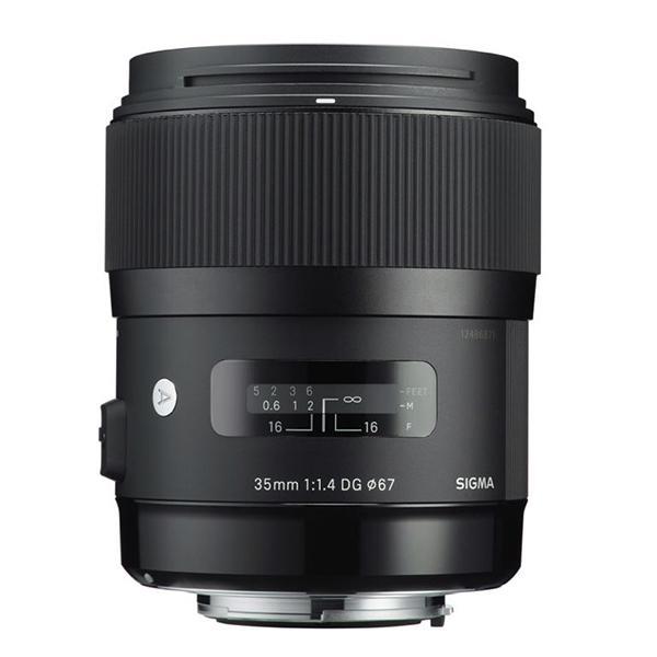 Sigma DG  35mm f1.4 Art HSM Sony E FullFrame