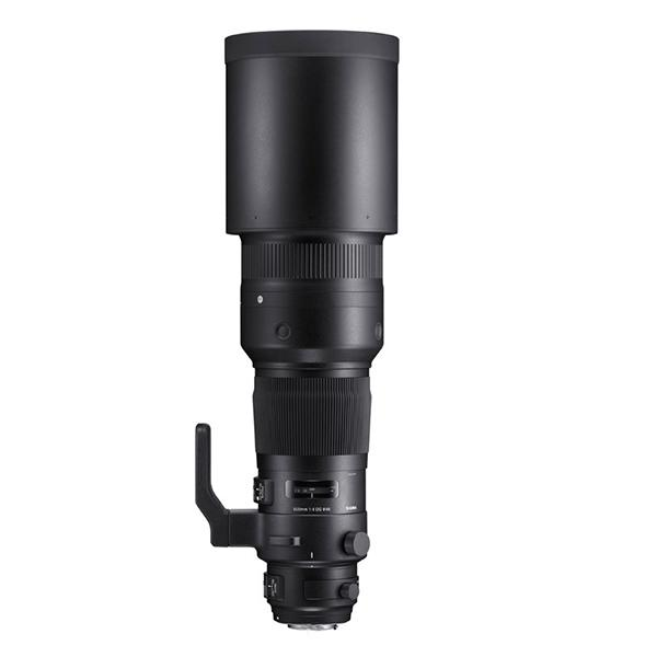 Sigma Objetivo DG  500mm f4 OS HSM Sport Canon