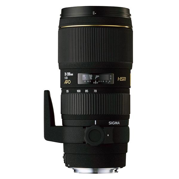 Sigma DG  70-200mm f2.8 EX  OS HSM APO Canon
