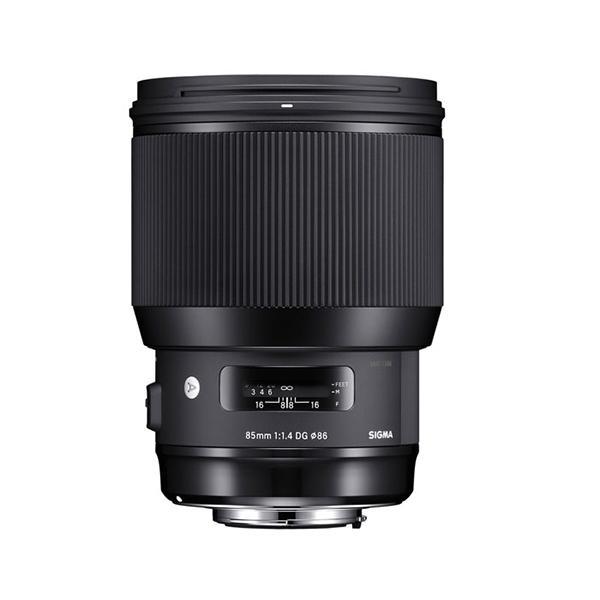 Sigma Objetivo DG  85mm f1.4 Art  HSM Nikon