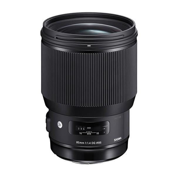 Sigma DG  85mm f1.4 Art HSM Sony E Full