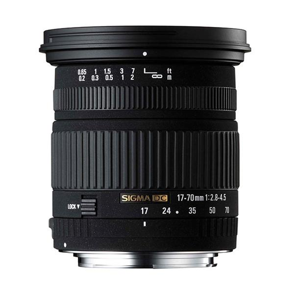 Sigma DC  17-70mm f2.8-4 OS HSM Macro Canon
