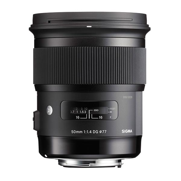 Sigma DC  18-35mm f1.8 Art HSM Canon