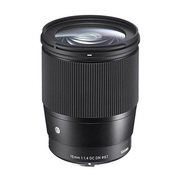 Sigma DC DN 16mm f1.4 Canon EOS-M
