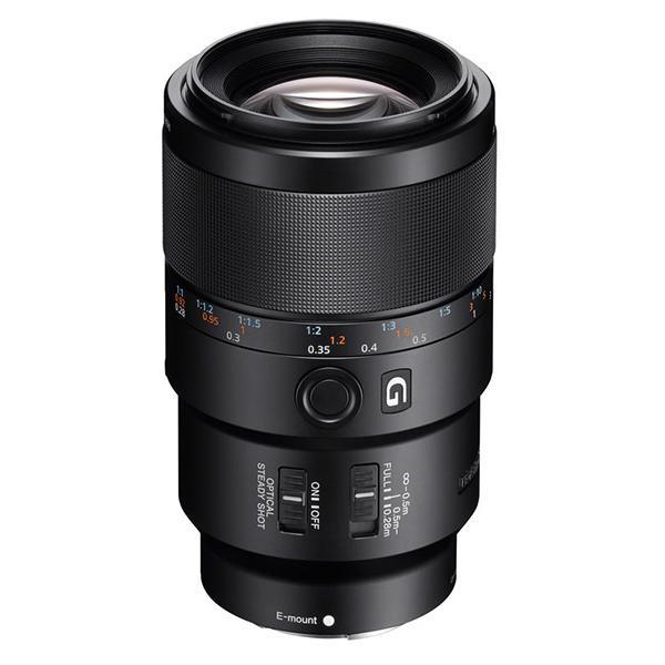 Sony Objetivo AF  90mm f2.8 Macro G OSS