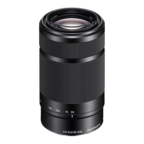 Sony Objetivo AF E 55-210mm f4.5-6.3 OSS