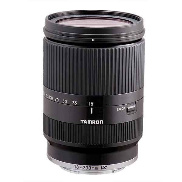 Tamron Objetivo AF 18-200mm f3.5-6.3 Di II Canon