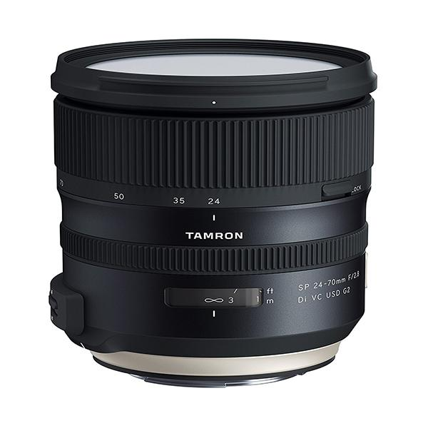 Tamron Objetivo AF  24-70mm f2.8 Canon SP Di VC USD G2