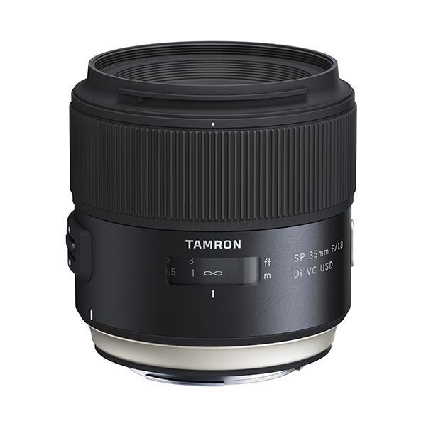 Tamron Objetivo SP   35mm f1.8 Canon Di VC USD