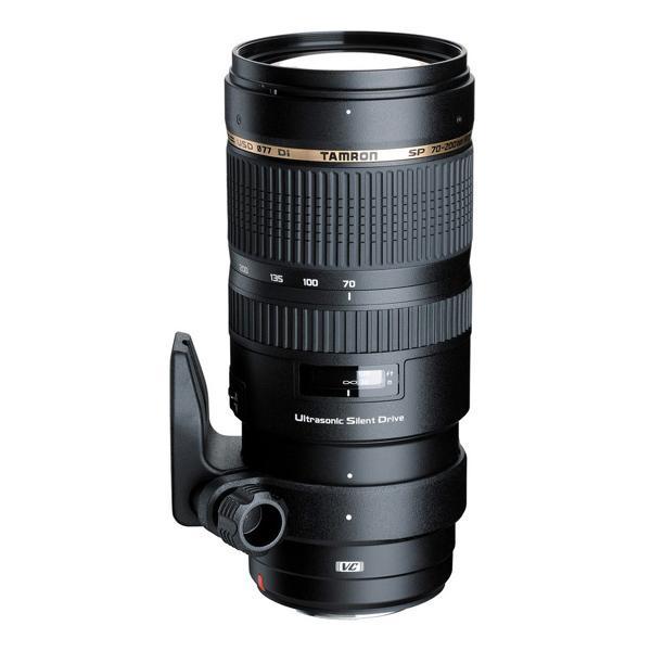 Tamron Objetivo SP  70-200mm f2.8 Nikon II Di VC USD